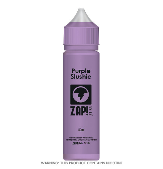 Zap! Purple Slushie E-Liquid 50ml