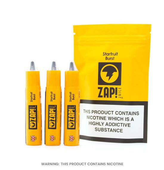 Starburst Zap! E-Liquid