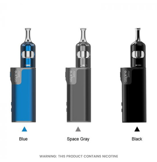 Aspire Zelos 50W 2.0 Starter Kit
